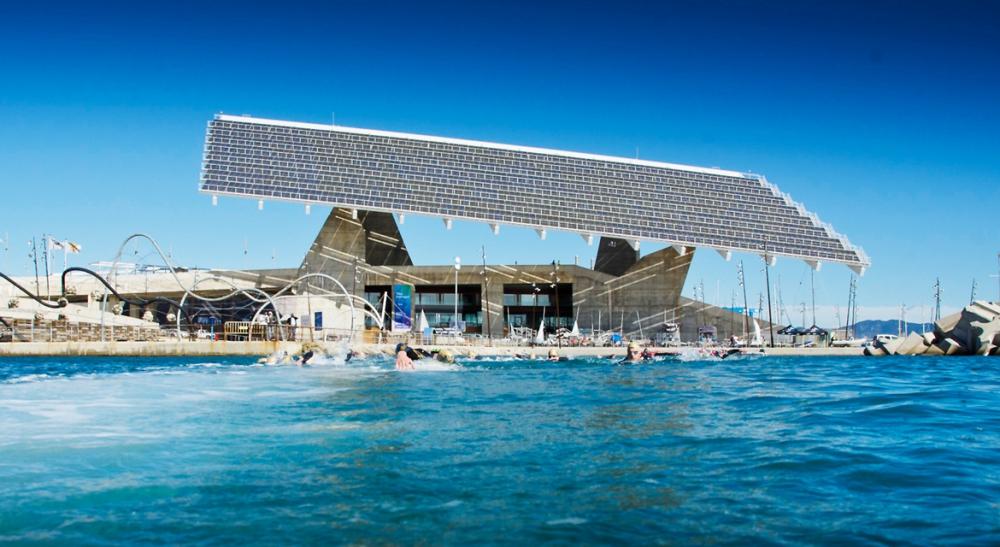 Alojamiento en Barcelona barato para marineros (Villa Olímpica)