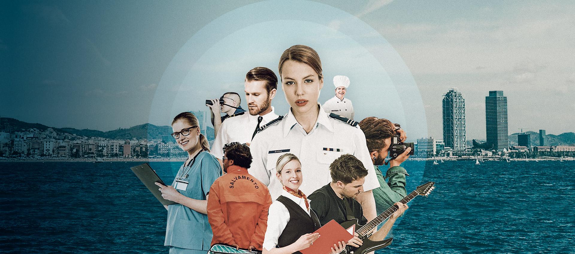 ¡Haz del mar tu profesión! Descubre el sector náutico