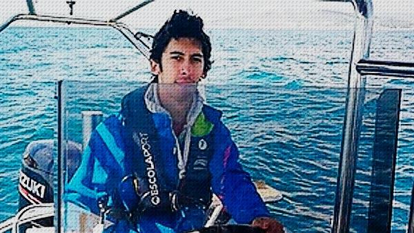 Daniel decidió dedicarse al mar: Experiencia Propia